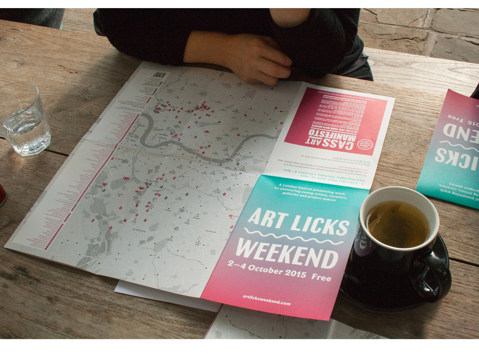 Art Licks Weekend